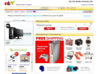 best websites to shop online