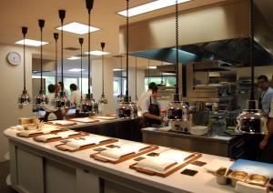 Mugaritz kitchen