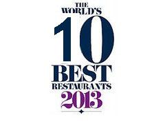 Top Restaurants In The World List