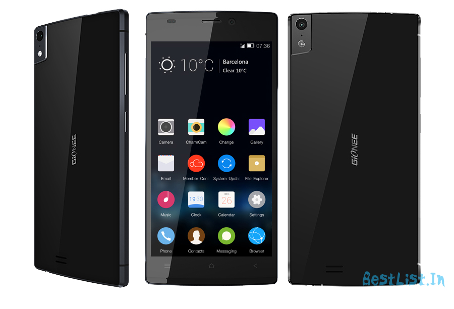 Gionee elife e7 price in india