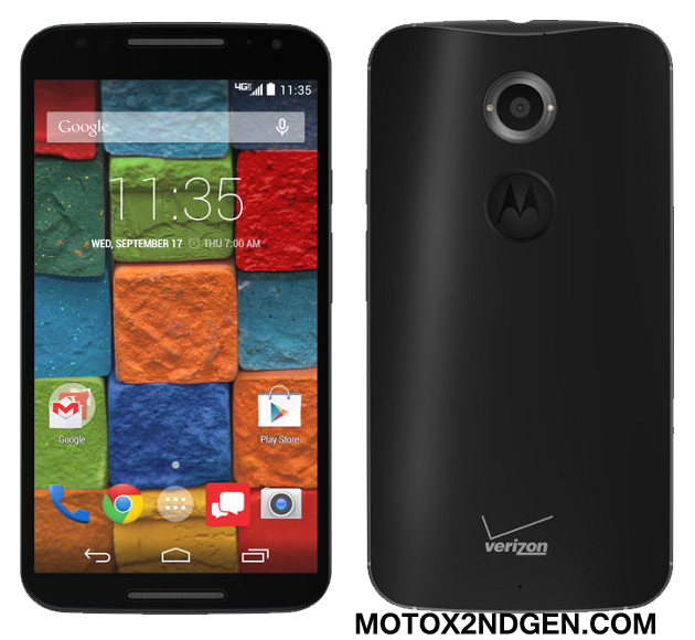 Moto X 2nd Gen Launched On Verizon From $99.99 - Times News UK