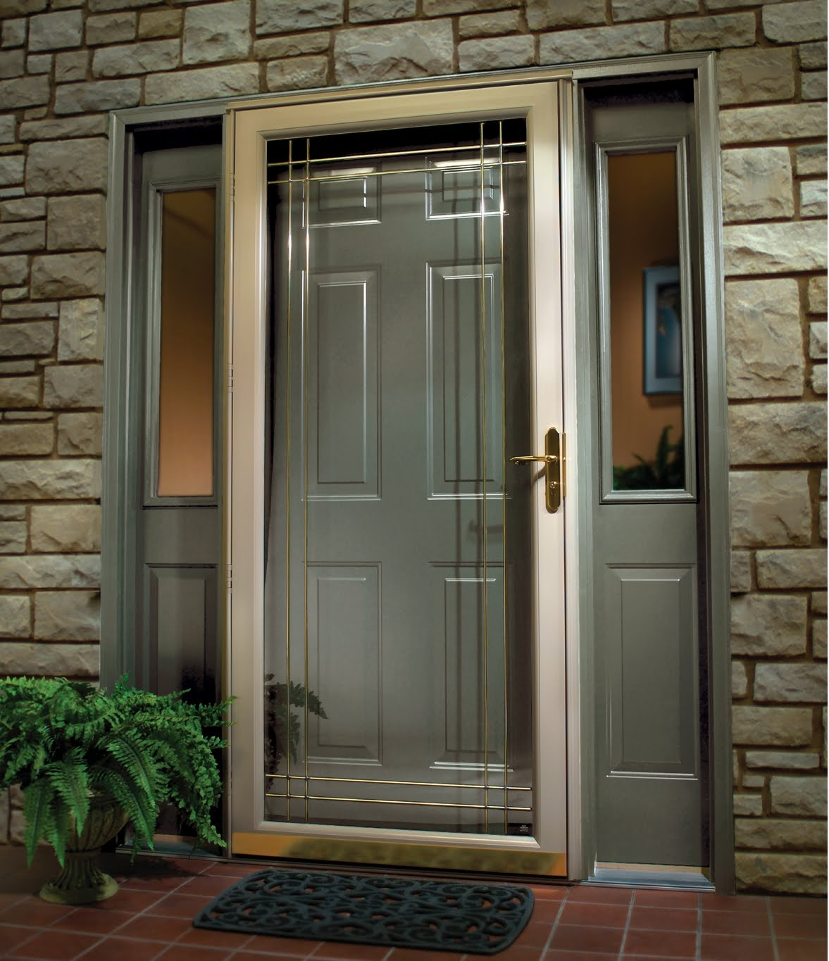 Door design ideas times news uk for Outer doors for homes