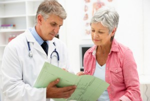 consultation from a physician