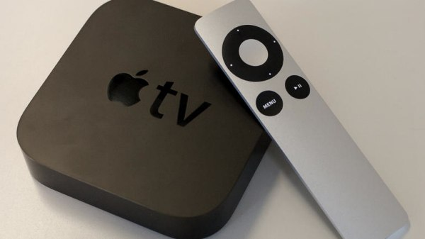 Apple TV MIA