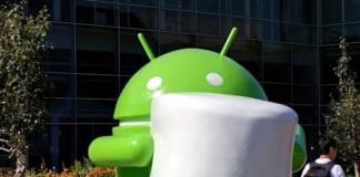 Android 6.0 Marshmallow mascot
