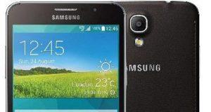 Samsung Galaxy Mega On And Galaxy Grand On