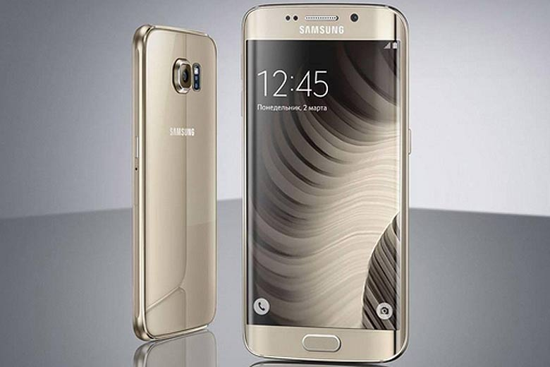 The New Samsung Galaxy S6 Edge Is Available In Stores Now