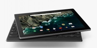 Google Pixel C Android Tablet Black