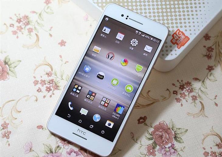 HTC Desire 728 China