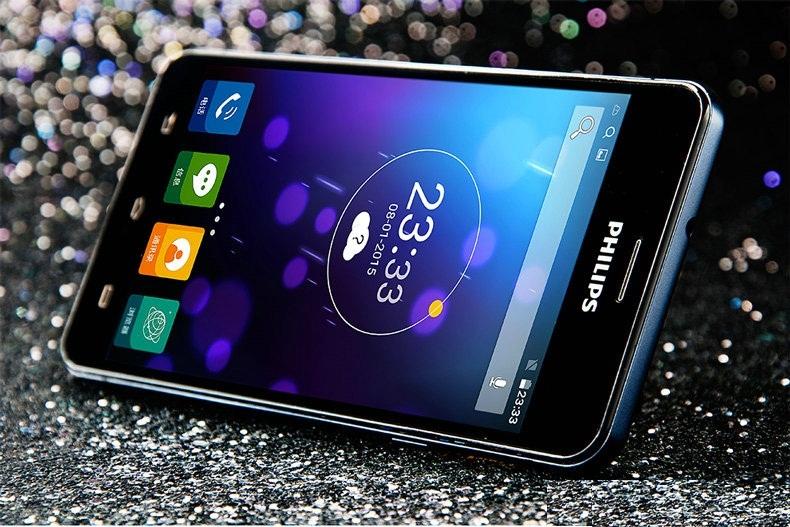 Телефон Philips Xenium V526: обзор