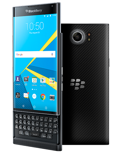 Blackberry Priv Android Slider phone
