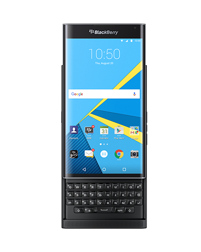 Blackberry Priv phone