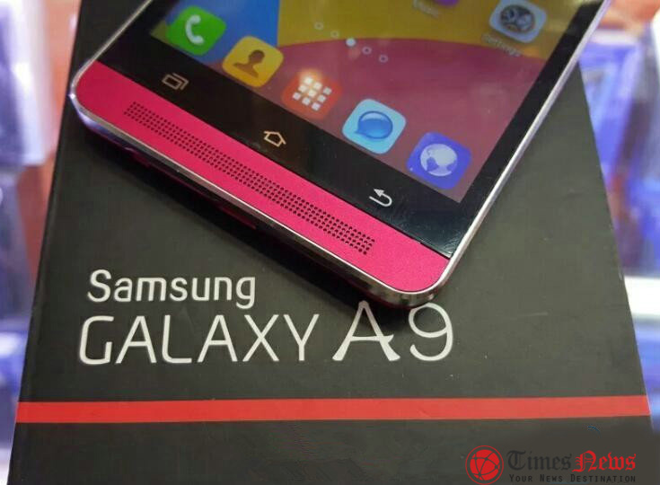 Galaxy A9 leaked
