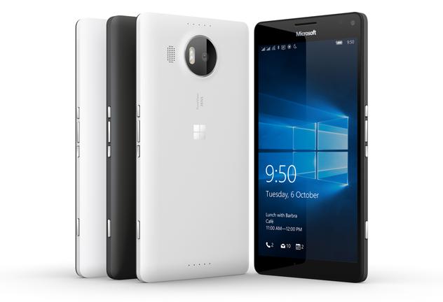 Lumia 950 and Lumia 950 XL UK