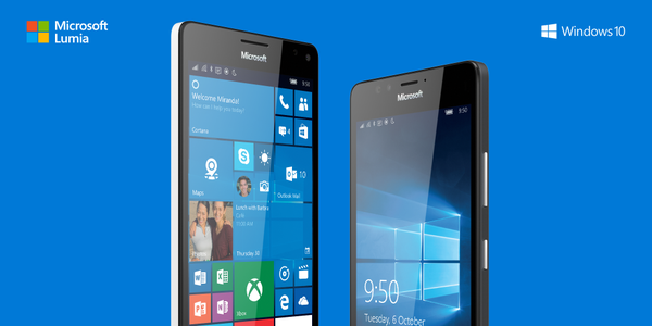 Microsoft Windows 10 Lumia 950 Lumia 950 XL