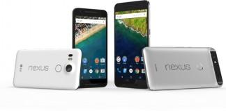 Nexus 5X and Nexus 6P India