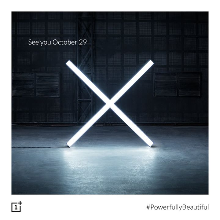 OnePlus X October 29 Event