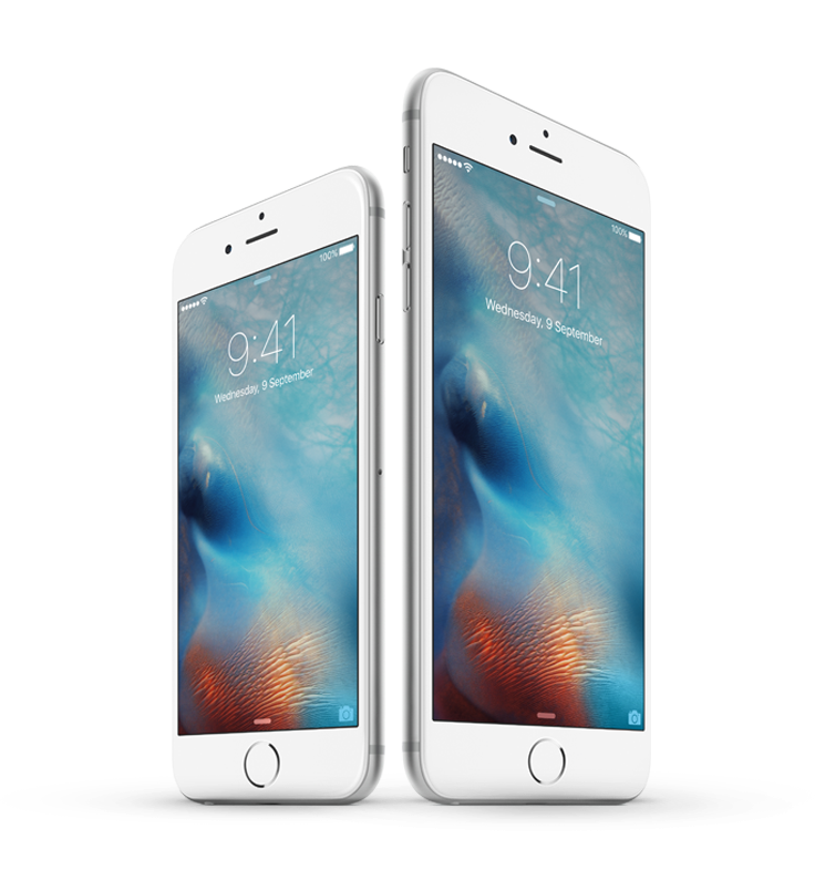 iPhone 6s and 6S Plus pre-orders