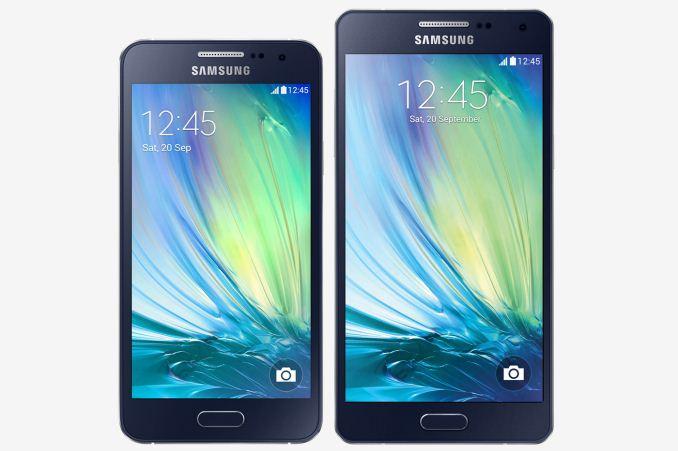 Galaxy A3 and Galaxy A5 FCC