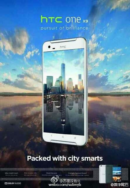 HTC One X9 Poster