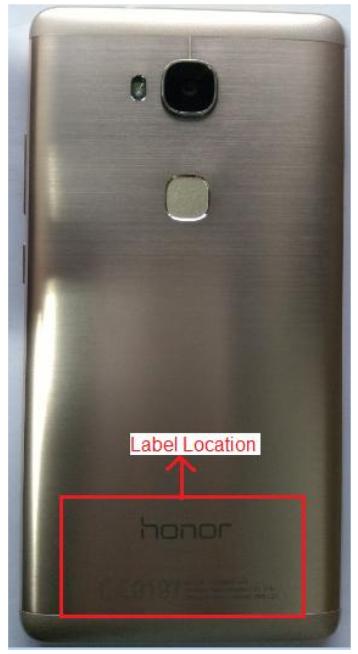 Huawei Honor Play 5X FCC