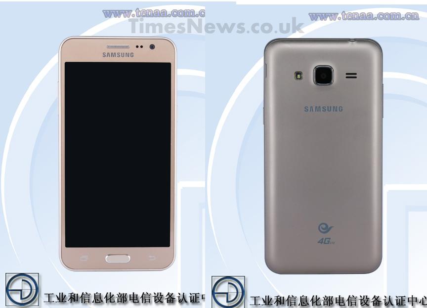 Samsung Galaxy J3 TENAA
