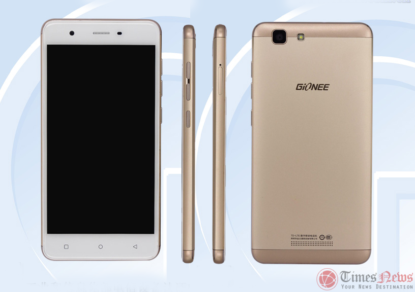 TENAA certification leaks out Gionee F105 with 5-inch ...