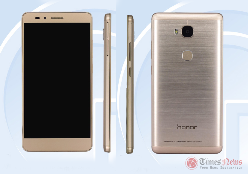 Huawei Honor 7X now TENAA approved with 3GB RAM and 5.5 ...