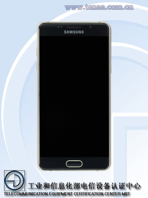Samsung Galaxy A5 2016 back