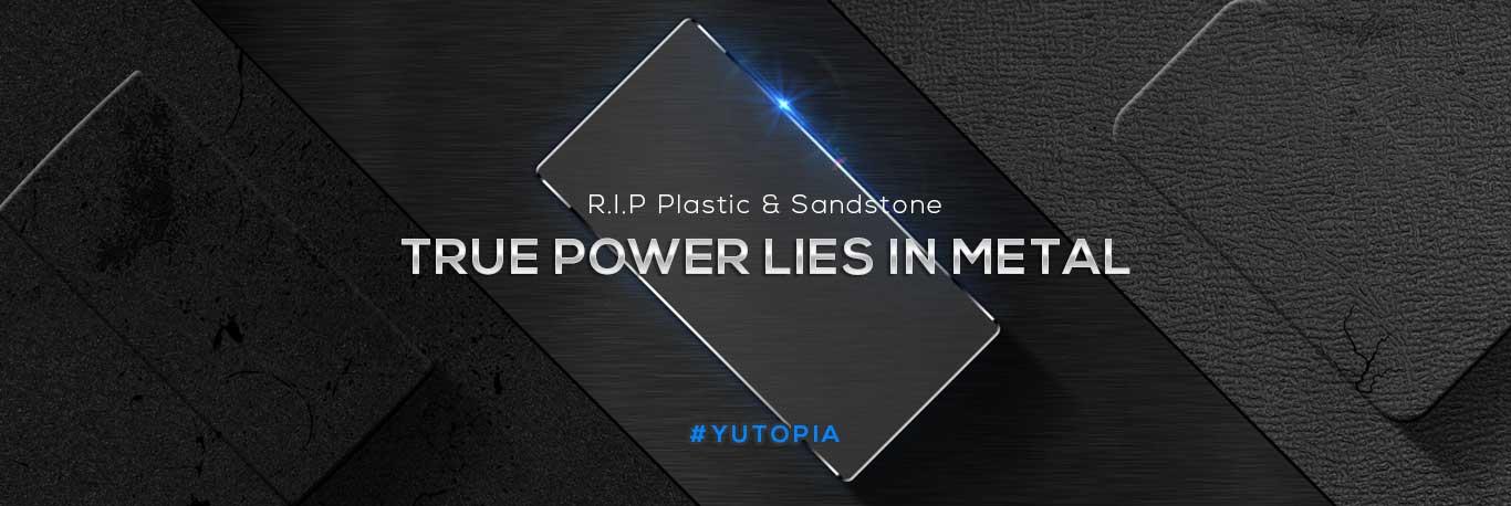 Yu Yutopia metal build