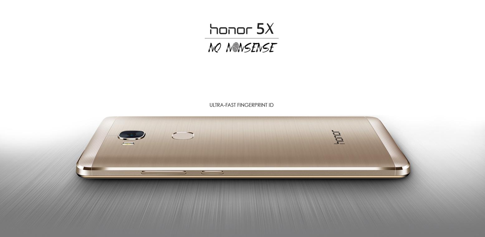 Huawei Honor 5X UK Launch