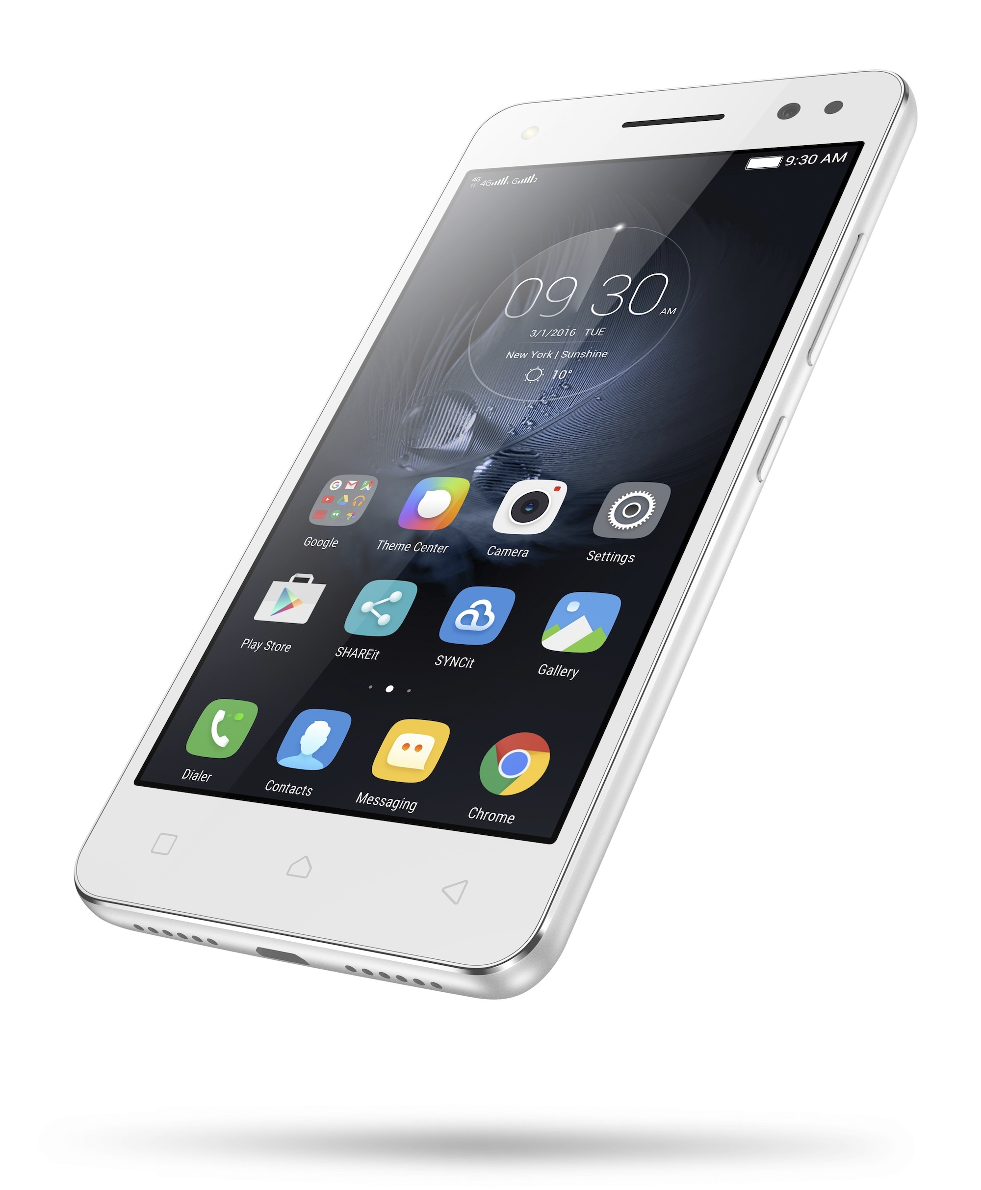 Lenovo Announces Lenovo Vibe S1 Lite Specifications And
