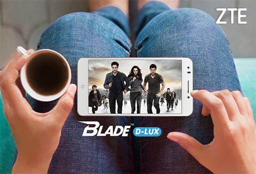 ZTE Blade D Lux