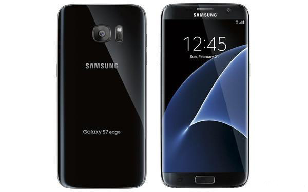 Galaxy S7 Edge black