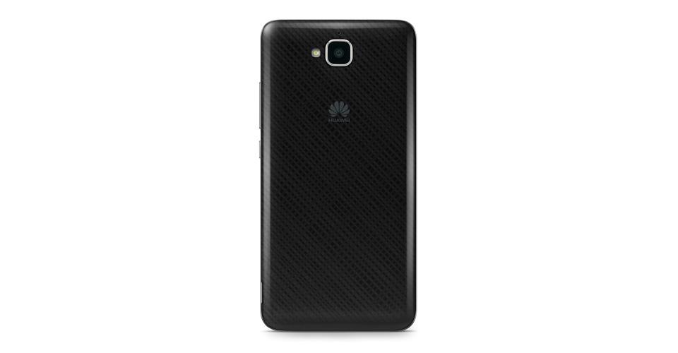 Huawei Y6 Pro back