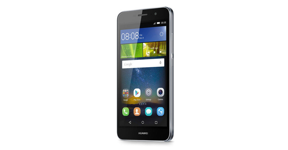 Huawei Y6 Pro front side