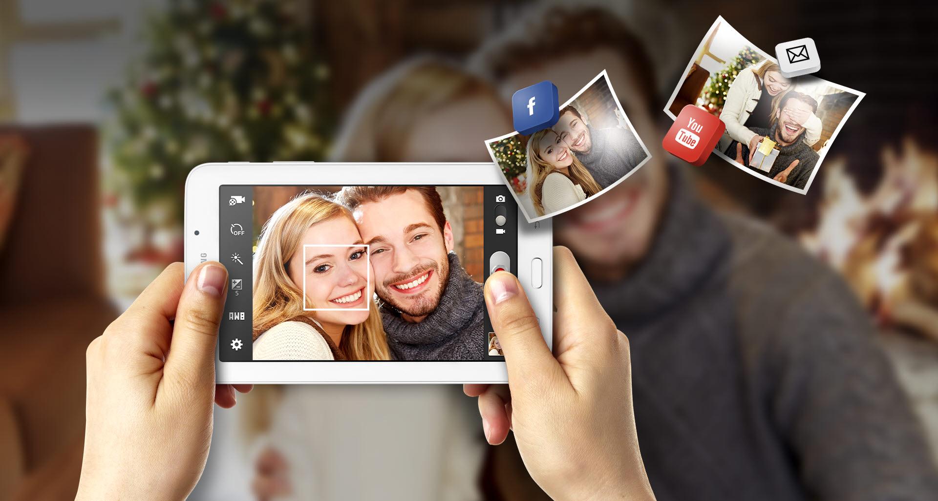 Samsung Galaxy Tab E 7.0 tablet