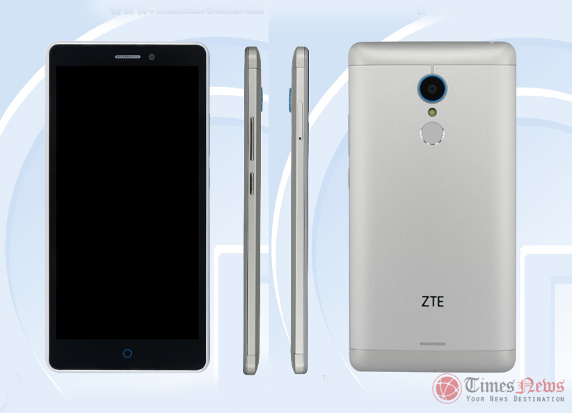 ZTE N937St TENAA