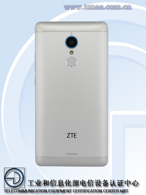 ZTE N937St back