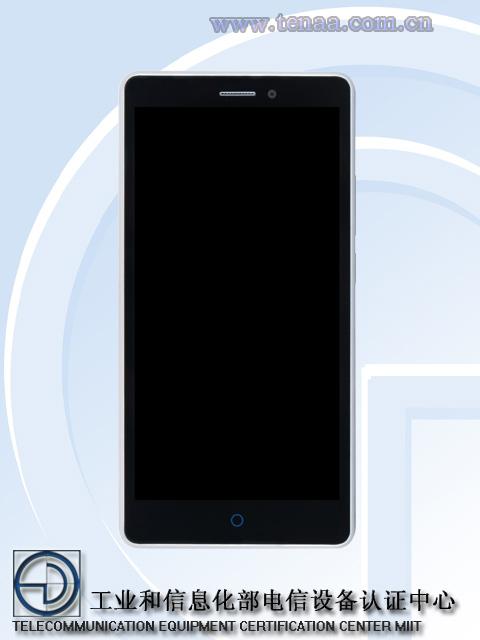 ZTE N937St front