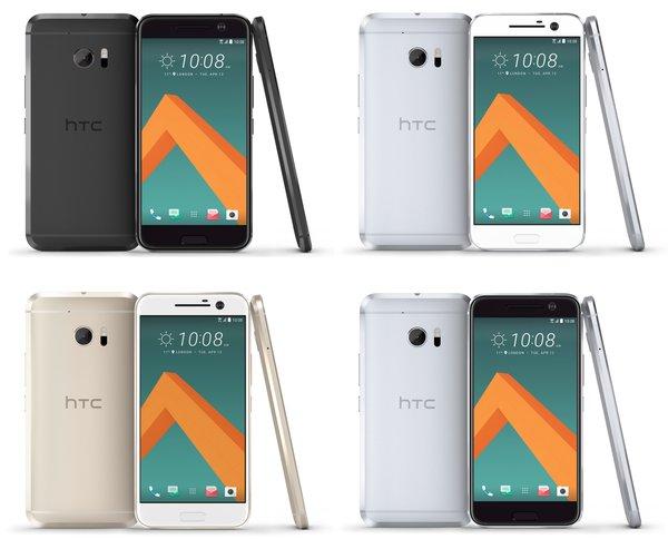 HTC 10 (HTC One M10)