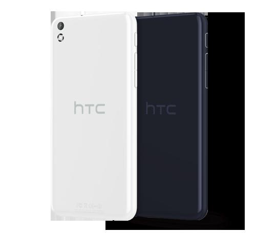 HTC Desire 816 Dual SIM BACK