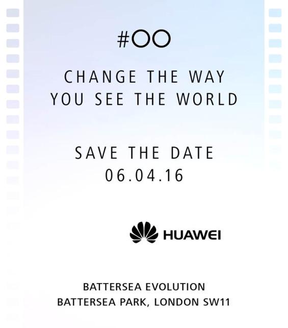 Huawei P9 teaser