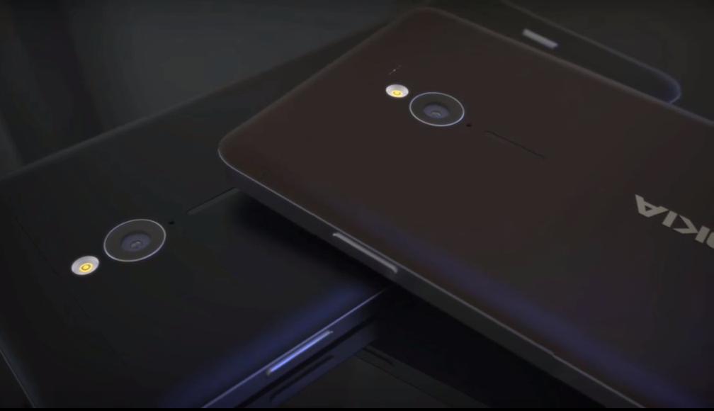 Nokia C9 renders