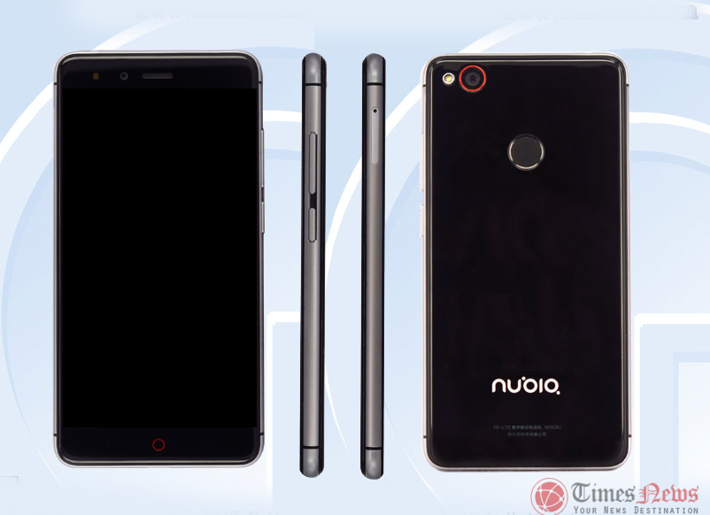 Nubia NX529J TENAA
