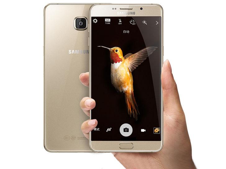 Samsung Galaxy A9 Pro smartphone