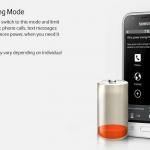 Samsung Galaxy J1 Mini Battery saver