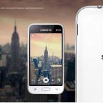 Samsung Galaxy J1 Mini camera