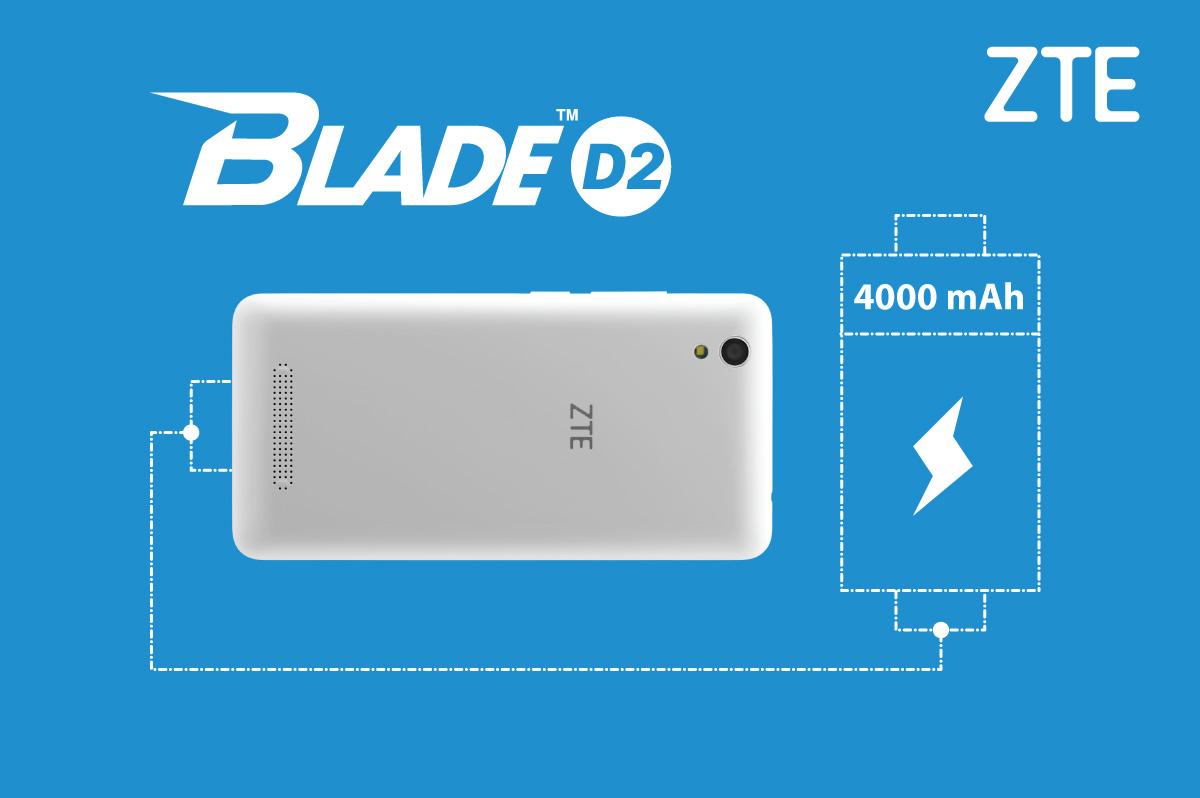 ZTE Blade D2 Vietnam