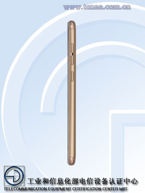 GIONEE GN3001 TENAA